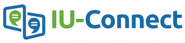 IU-Connect Logo