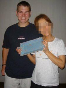 2007年のアーサーとホストマーザー