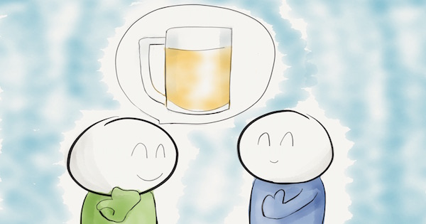 英語で「Let's drink alcohol!」と言ったら、ネイティブに笑われる理由