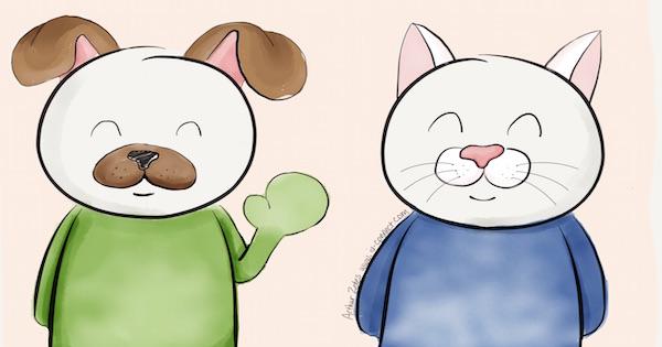 「犬派か猫派」は英語でなんというんですか?